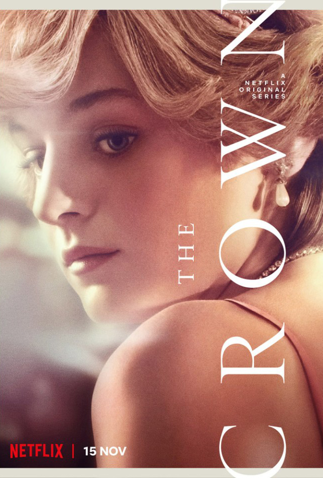 The Crown – Season 4